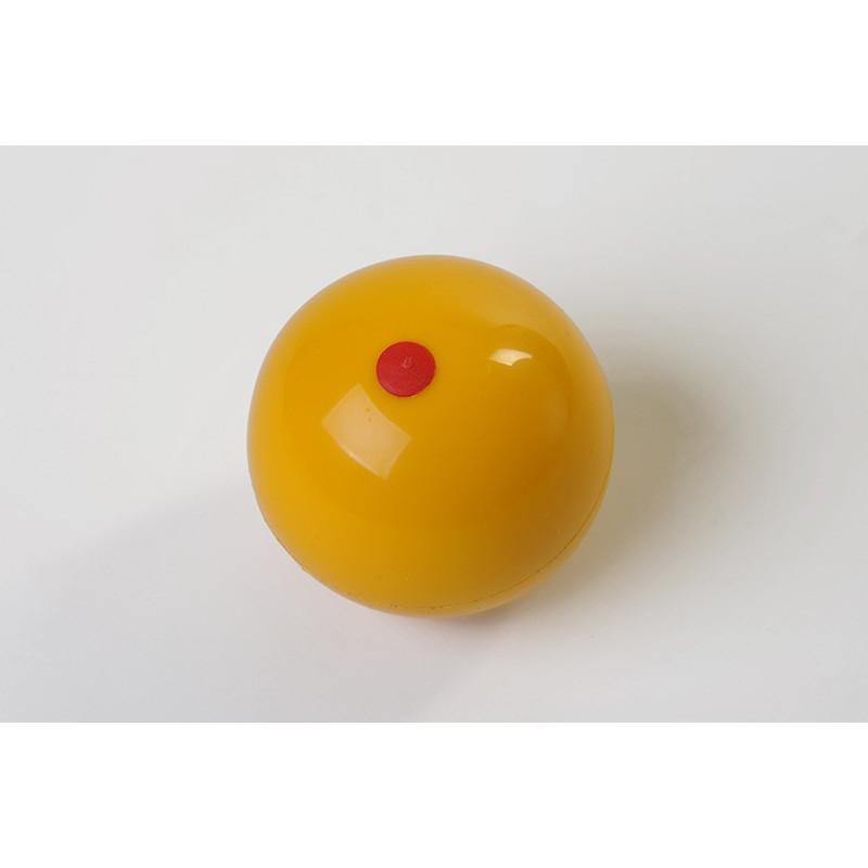 Balle à grains remplissable Ø 65 mm