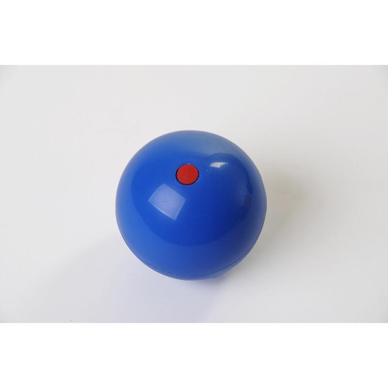 Balle à grains remplissable Ø 74 mm