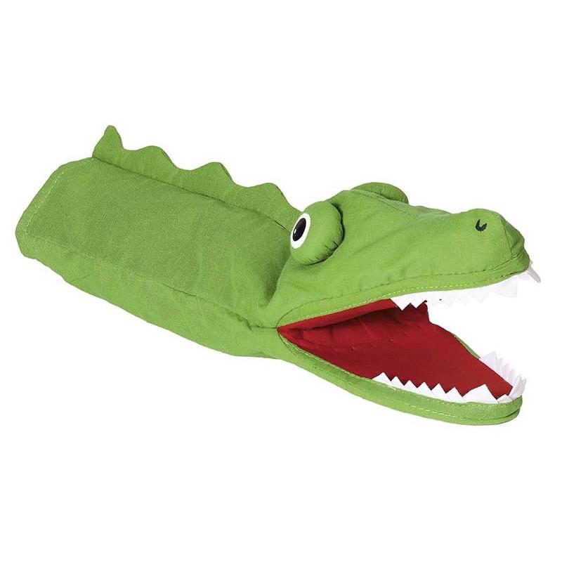 Marionnette Crocodile