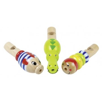 Sifflets Animaux (lot de 12)