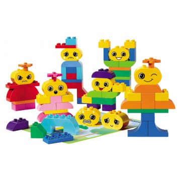 Buil me Emotions Duplo LEGO