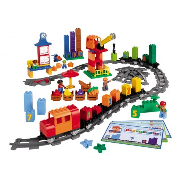 Math Train LEGO Duplo Education