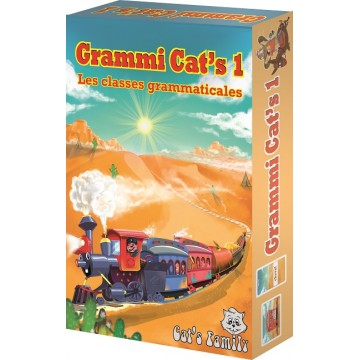 Grammi Cat's Classes grammaticales