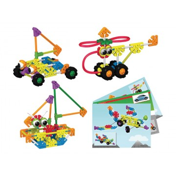 KId K'NEX Transport Set