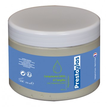Cataplasme cryo à l'argile 500mL