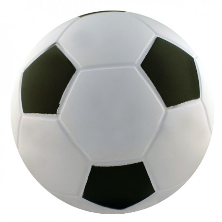 Ballon de football mousse dynamique