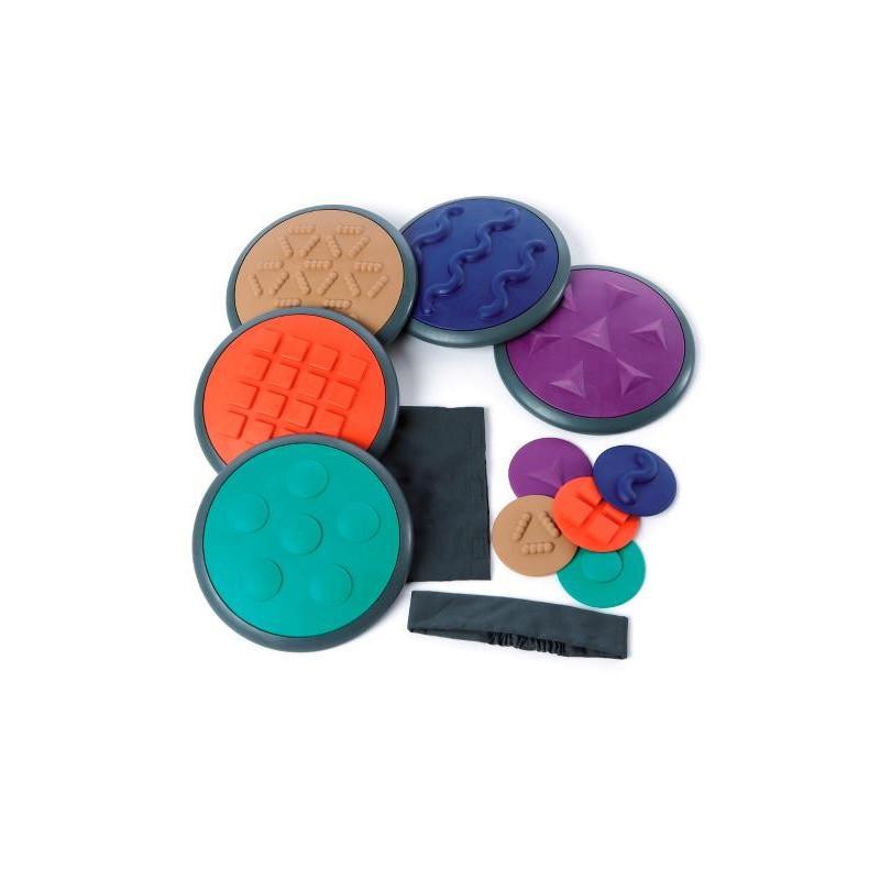 Tactile discs, set 2 G2118