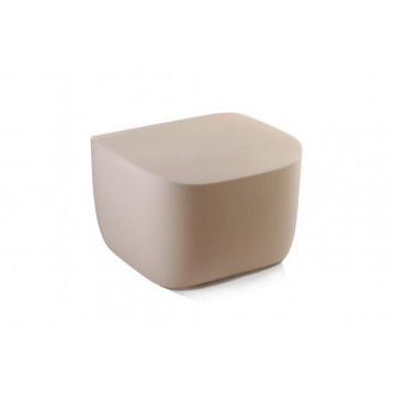 Pouf / Table Translation by Alain Gilles Qui est Paul