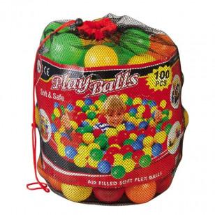Lot 100 balles piscine Maternelle