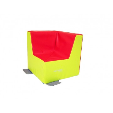 Fauteuil d'angle
