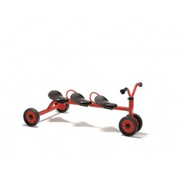 PushBike 3 enfants Mini Viking Winther