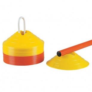 Mini-multimarqueurs 4 couleurs avec encoche et support