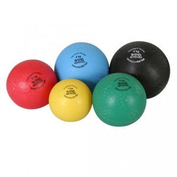 MEDECINE BALL GEL - DIAMETRE 15 CM