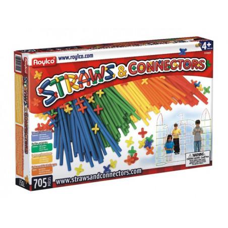 Straws & Connectors 705 pièces