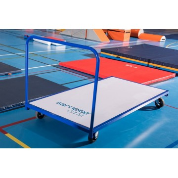 Chariot pour tapis SARNEIGE GYM