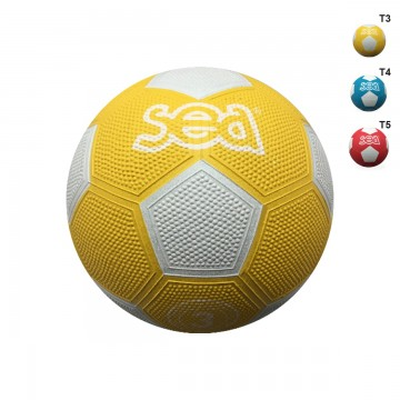 Ballon de football caoutchouc SEA