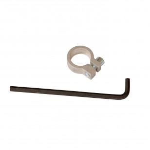 50067 - collier de serrage fourche guidon Mini Viking Winther