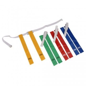 LOT DE 8 CEINTURES FLAG